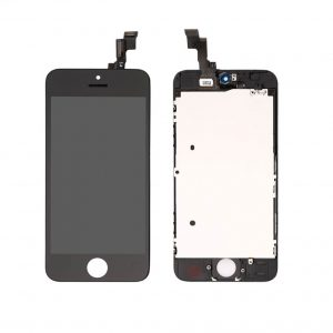Apple iPhone 5s Display and Touch Screeh Replacement Black