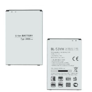 Original LG G3 Stylus Battery Replacement