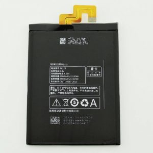 Original Lenovo Vibe Z2 Pro Battery Replacement BL223 4000mAh