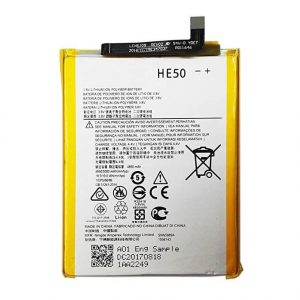 Original Moto E5 Plus Battery Replacement HE50
