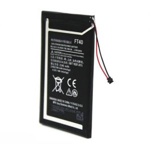 Original Motorola Moto E2 Battery Replacement 2390mAh FT40