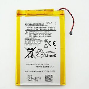 Original Motorola Moto G3 Battery Replacement 2470mAh FC40