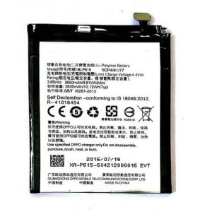 Original Oppo A37 Battery Replacement 2630mAh BLP615