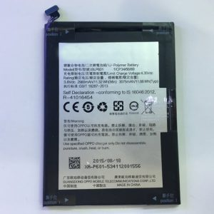 Original Oppo F1 Plus Battery Replacement 2850mAh BLP601