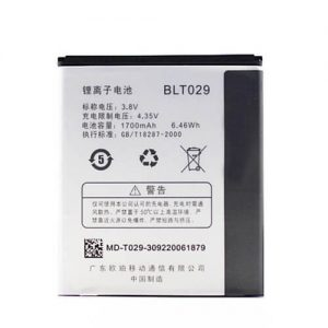 Original Oppo Joy Battery Replacement 1700mAh BLT029
