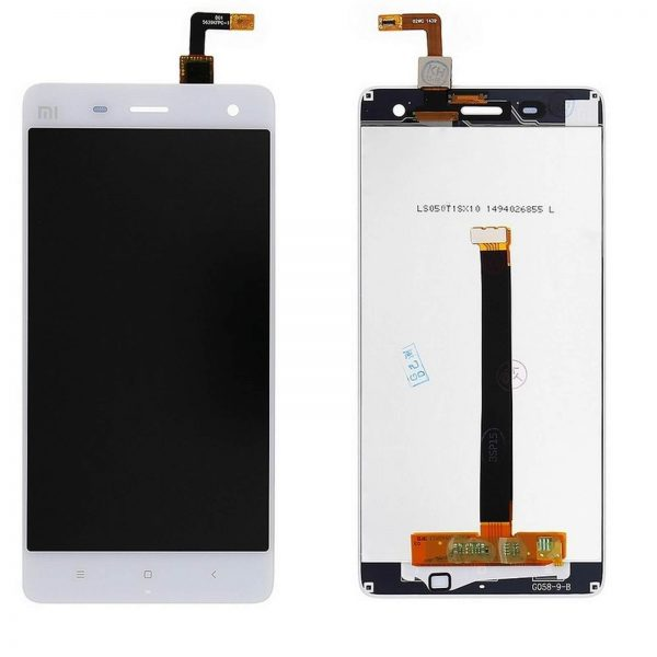 xiaomi mi 4 display and touch screen replacement white