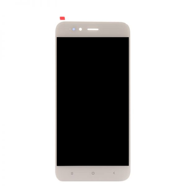 xiaomi mi a1 display and touch screen replacement white