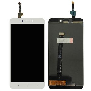 xiaomi redmi 4 display and touch screen replacement white