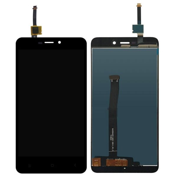 xiaomi redmi 4a display and touch screen replacement black