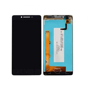 Lenovo A6000 Display and Touch Screen Replacement black