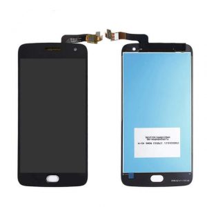 Moto G5 Plus Display and Touch Screen Replacement Black