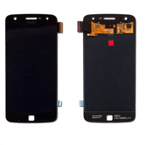 Moto Z Display and Touch Screen Replacement Black