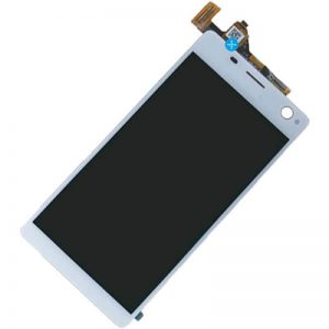 Sony Xperia C4 Display and Touch Screen Replacement White