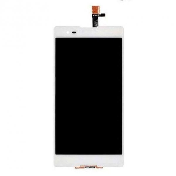 Sony Xperia T2 Ultra Display and Touch Screen Replacement White