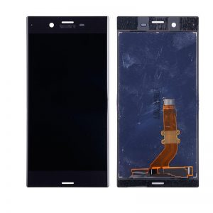 Sony Xperia XZ Premium Display and Touch Screen Combo Replacement Black