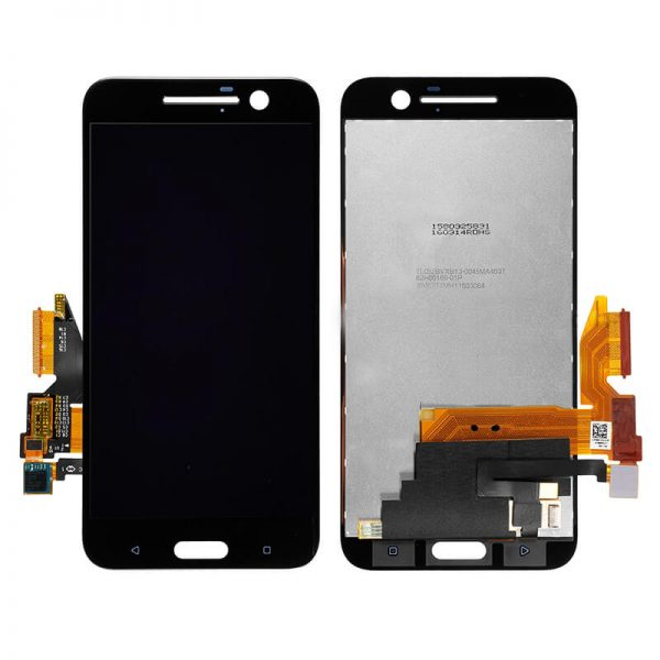 HTC 10 Display and Touch Screen Replacement Black