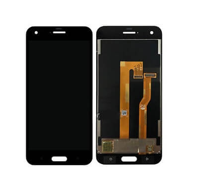 HTC One A9S Display and Touch Screen Replacement Black