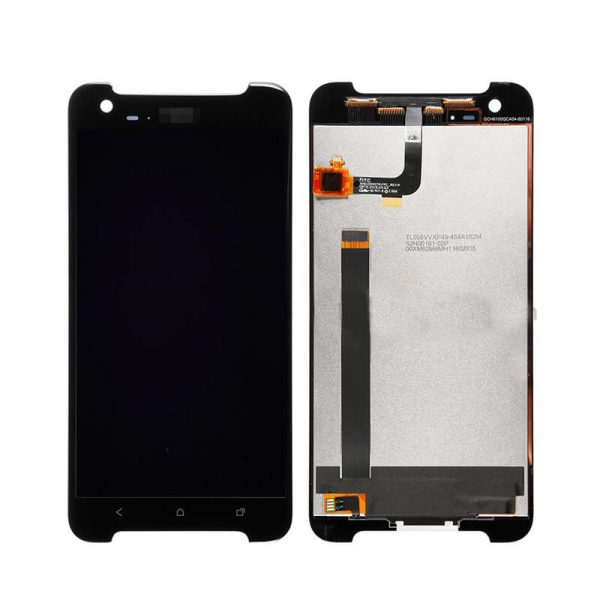 HTC One X9 Display and Touch Screen Replacement Black