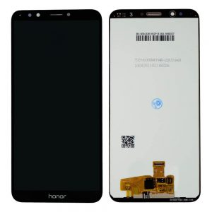 Honor 7C Display with Touch Screen Combo Replacement-Black