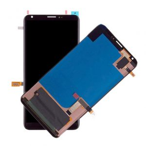 LG V30 Display and Touch Screen Replacement Black