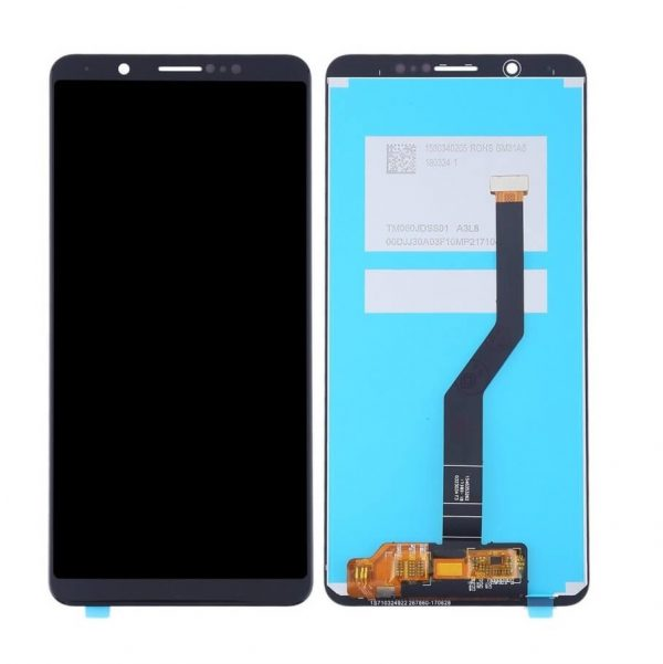 Vivo V7 Plus display and touch screen replacement in india black (Vivo V7+)