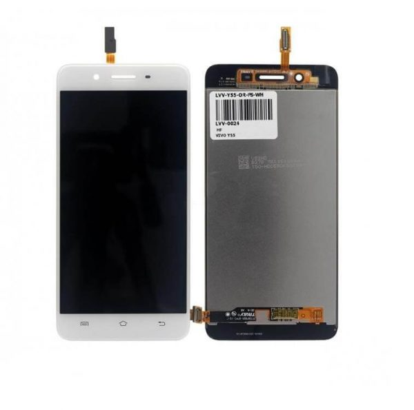 Vivo Y53 display and touch screen combo price in india white