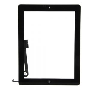 iPad 4 Touch Screen Replacement - Black