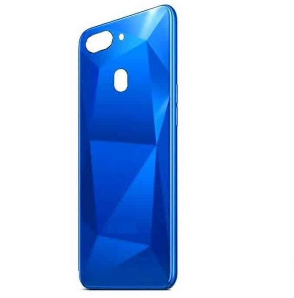 Realme 2 Back Panel Housing Replacement - Blue