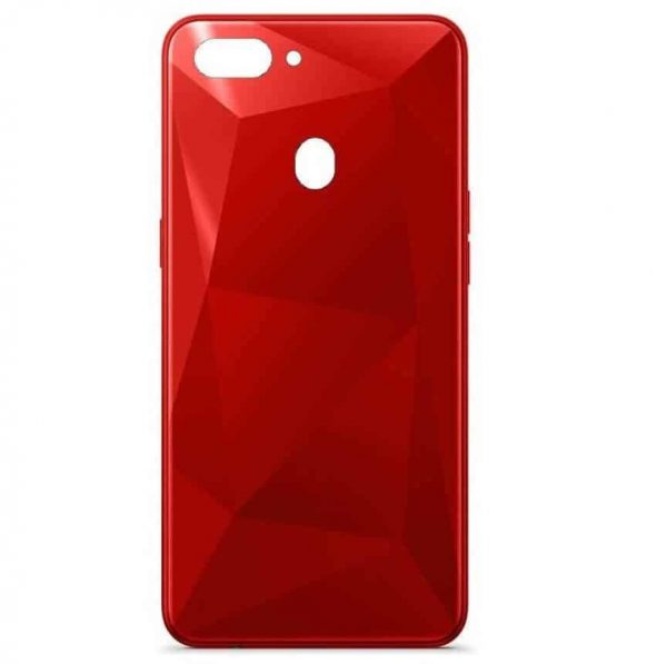 Realme 2 Back Panel Housing Replacement - Red