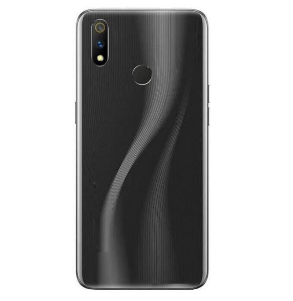 Realme 3 Pro Back Panel Housing Replacement - Gray