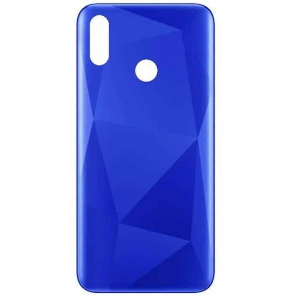 Realme 3i Back Panel Housing Replacement - Blue