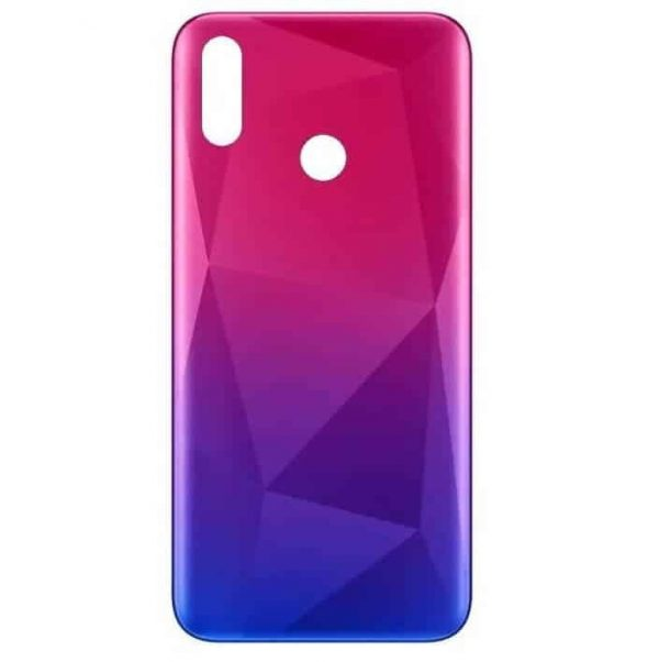 Realme 3i Back Panel Housing Replacement - Red