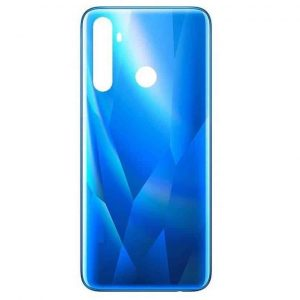 Realme 5 Back Panel Housing Replacement - Blue