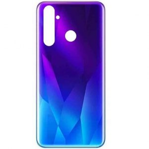 Realme 5 Pro Back Panel Housing Replacement - Blue