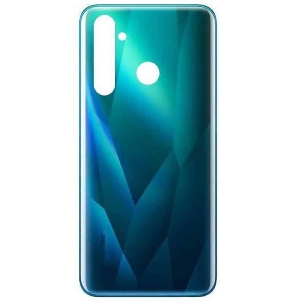 Realme 5 Pro Back Panel Housing Replacement - Green