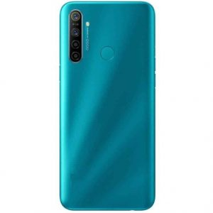 Realme 5i Back Panel Housing Replacement - Blue