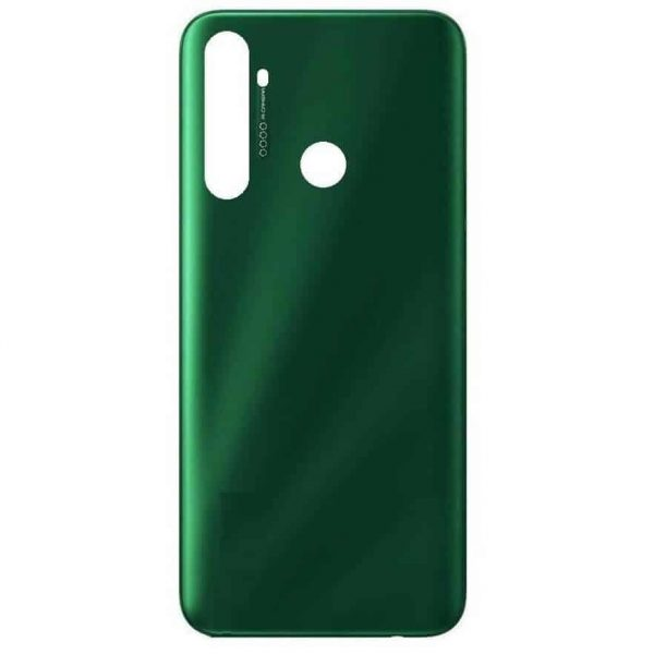 Realme 5i Back Panel Housing Replacement - Green