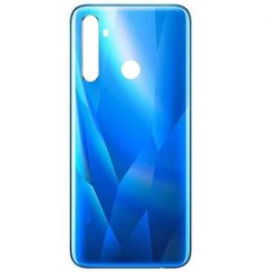 Realme 5s Back Panel Housing Replacement - Blue