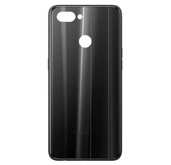 Realme U1 Back Panel Housing Replacement - Black