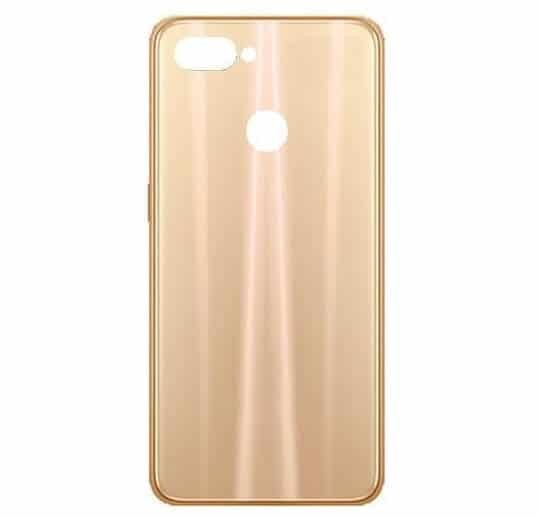 Realme U1 Back Panel Housing Replacement - Gold