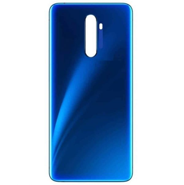 Realme X2 Pro Back Panel Housing Replacement - Blue